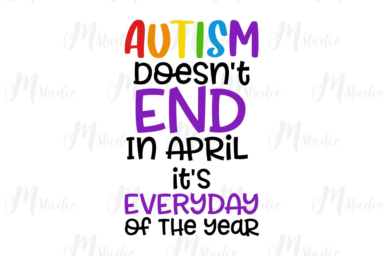 Autism Quotes svg bundle example image 5
