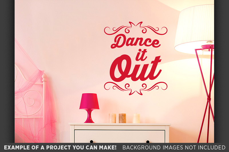Dance It Out SVG File - Dance Shirt Svg - Dance Svg - 1053 example image 2