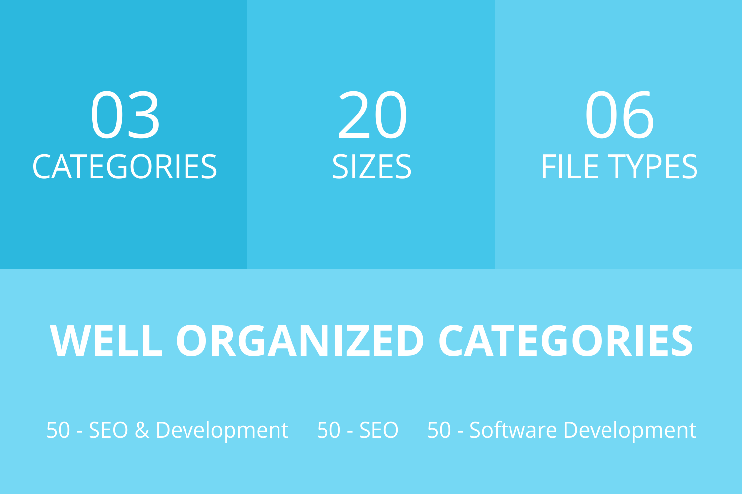 150 SEO & Development Filled Low Poly Icons example image 3