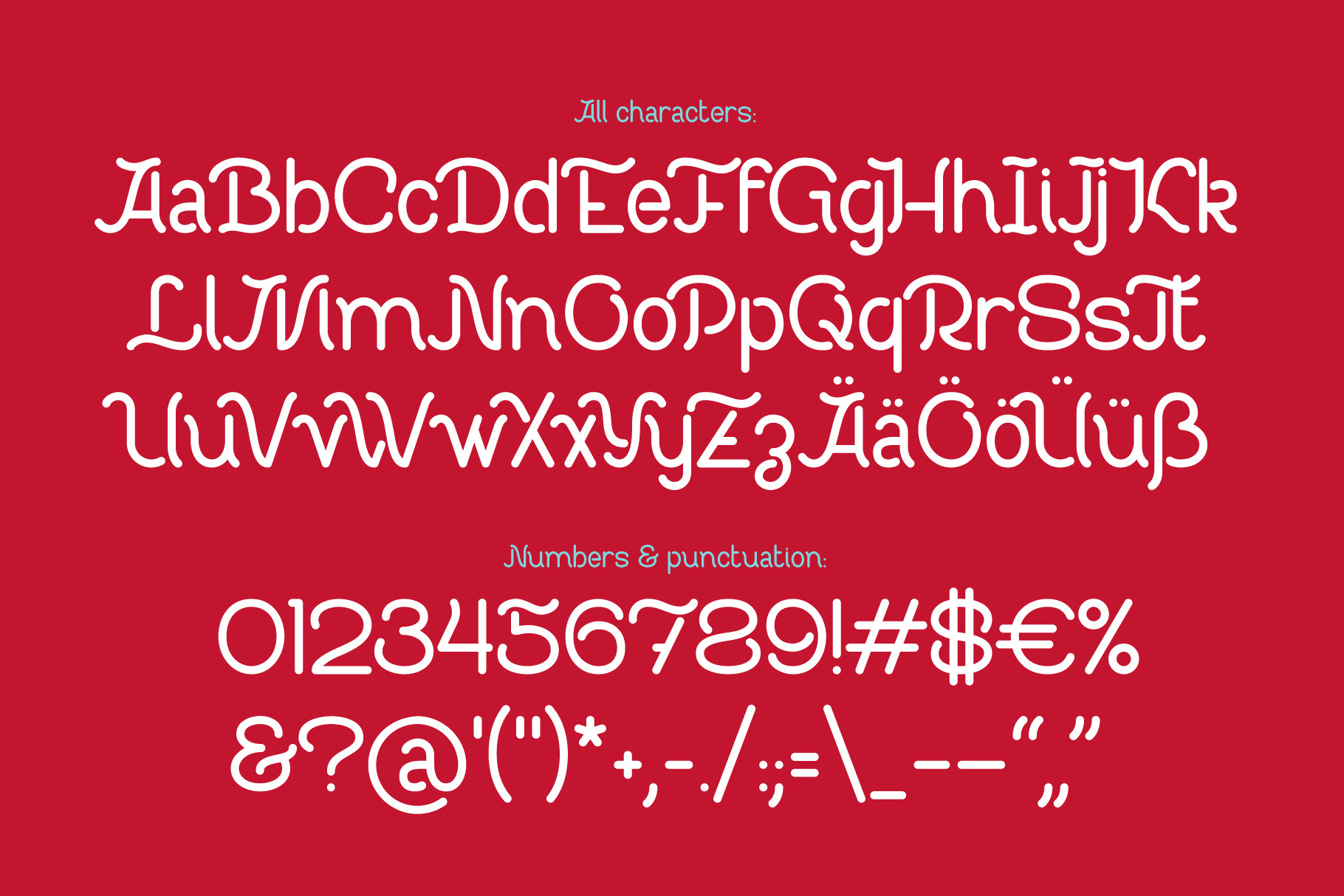 Sweet & Fresh font with Mockup example image 3
