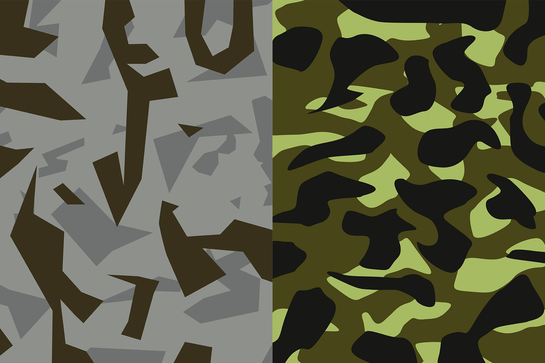 10 Army Camo Patterns Vol.2 example image 6