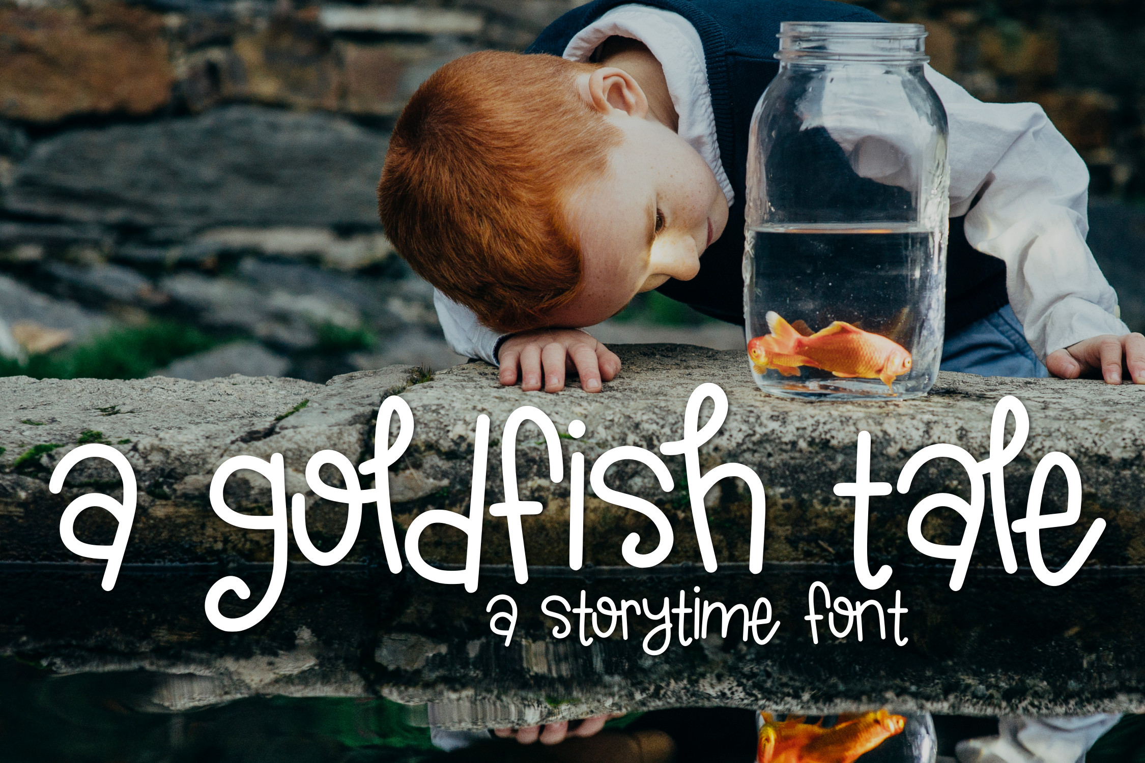 A Goldfish Tale  example image 1