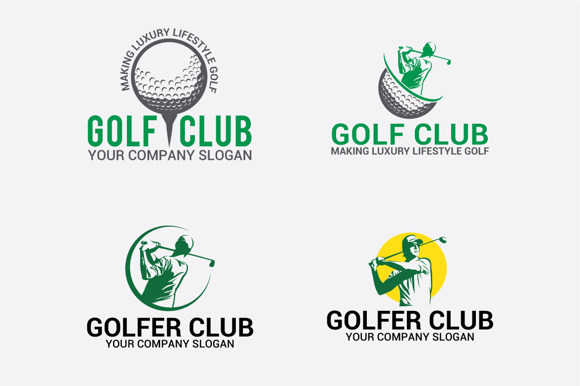 Golf Badges example image 3