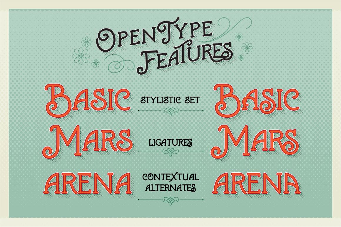 Marema Typeface example image 3