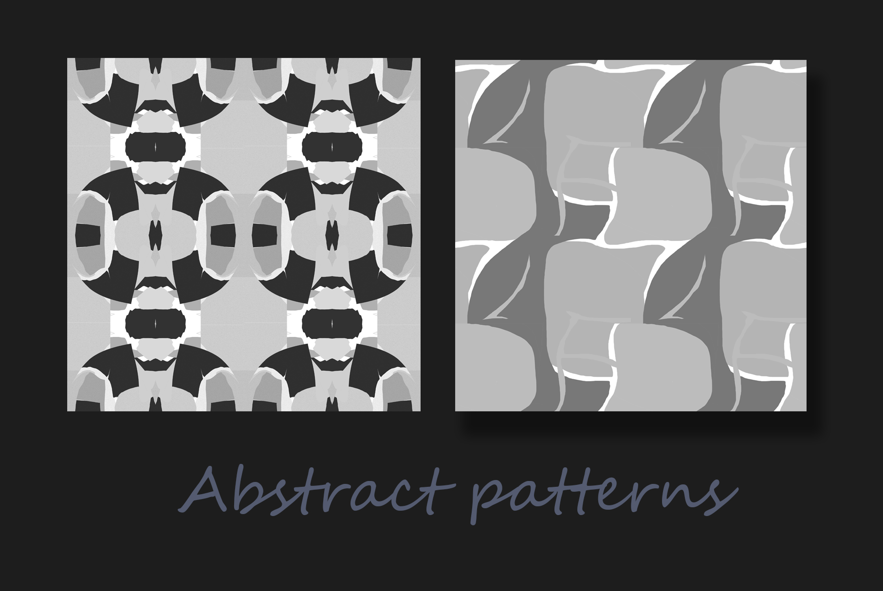 Colorful abstract patterns example image 5
