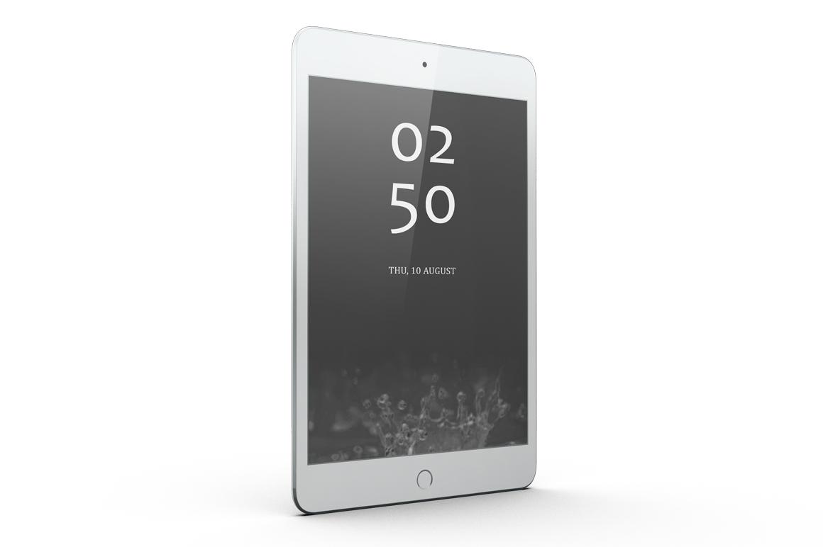 iPad Mini 4 Mock-up example image 15