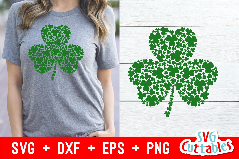 St. Patrick's Day Cut File Bundle example image 2