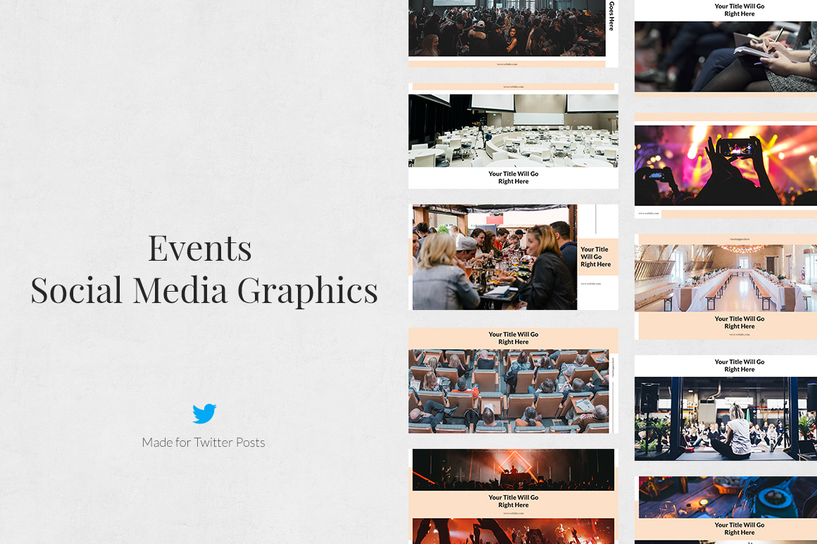 Events Twitter Posts example image 1