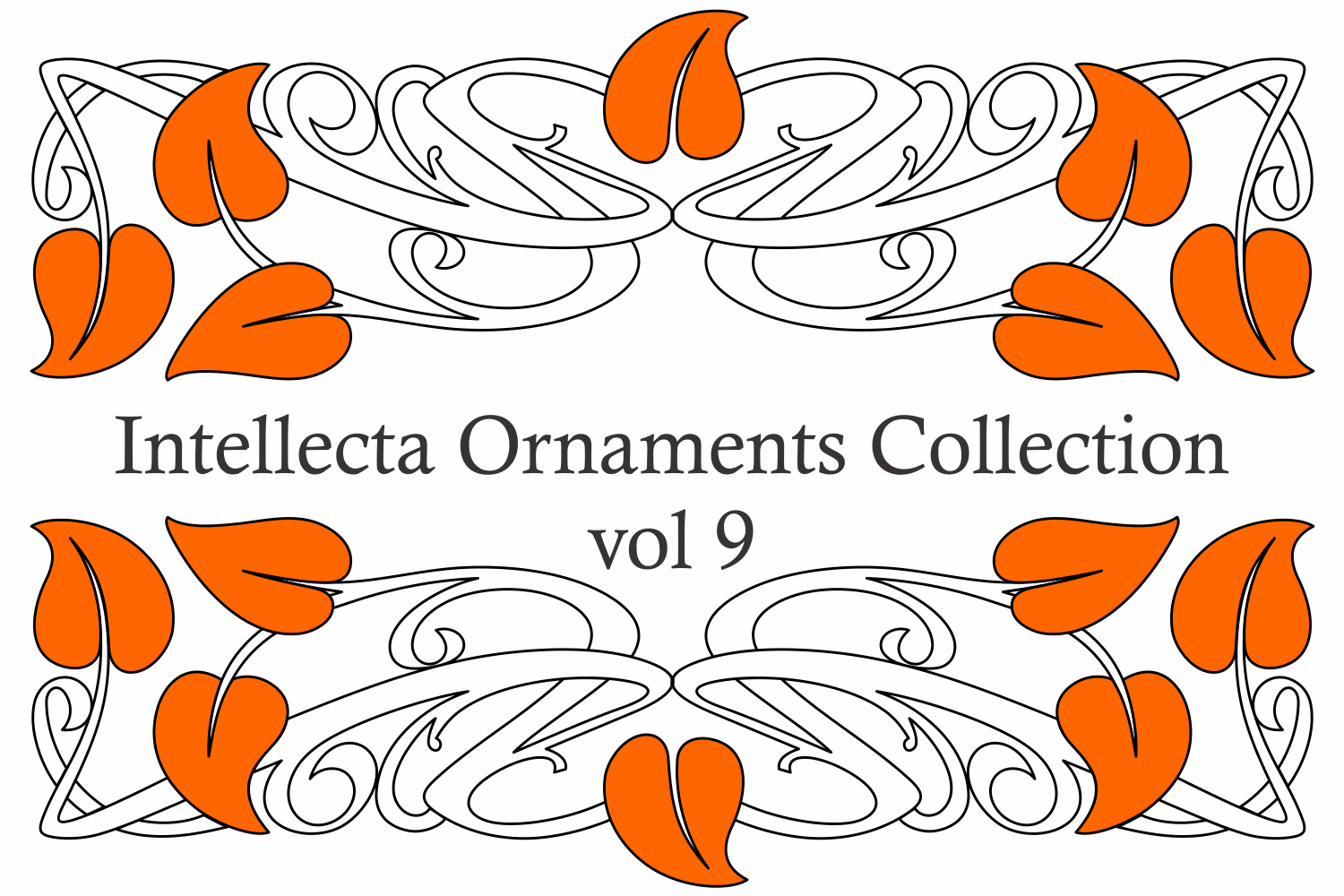 Intellecta Ornaments Collection 9 example image 1
