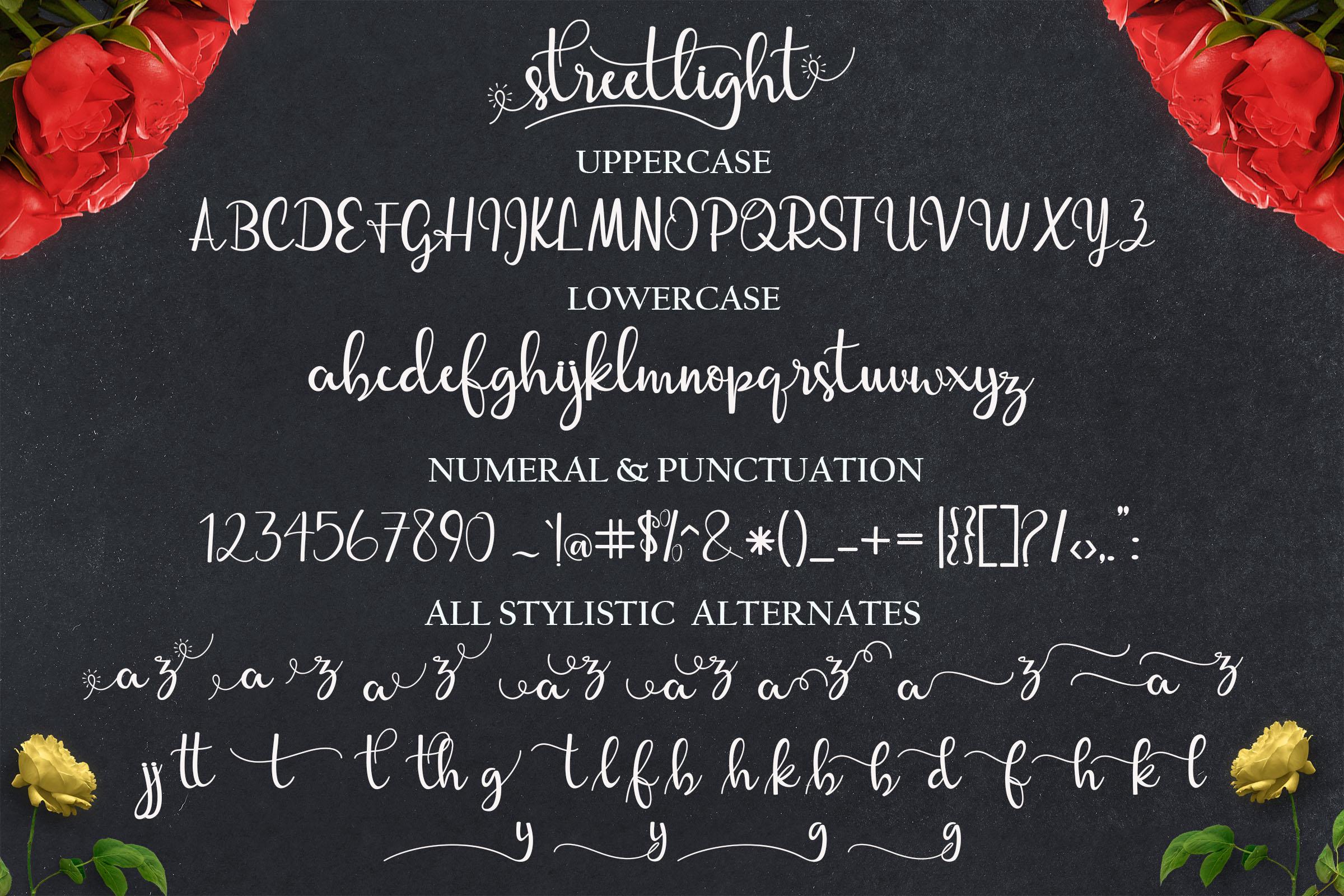 Streetlight Script example image 8