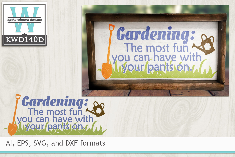 BUNDLE Gardening SVG - Gardening Bundle KWDB022 example image 5