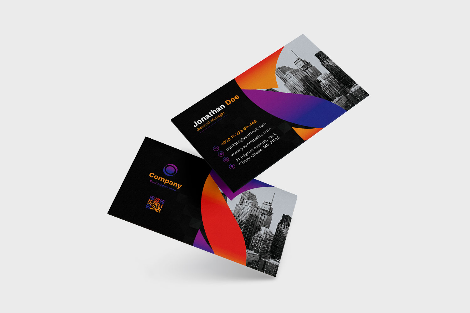 120 Business Card Bundle example image 3