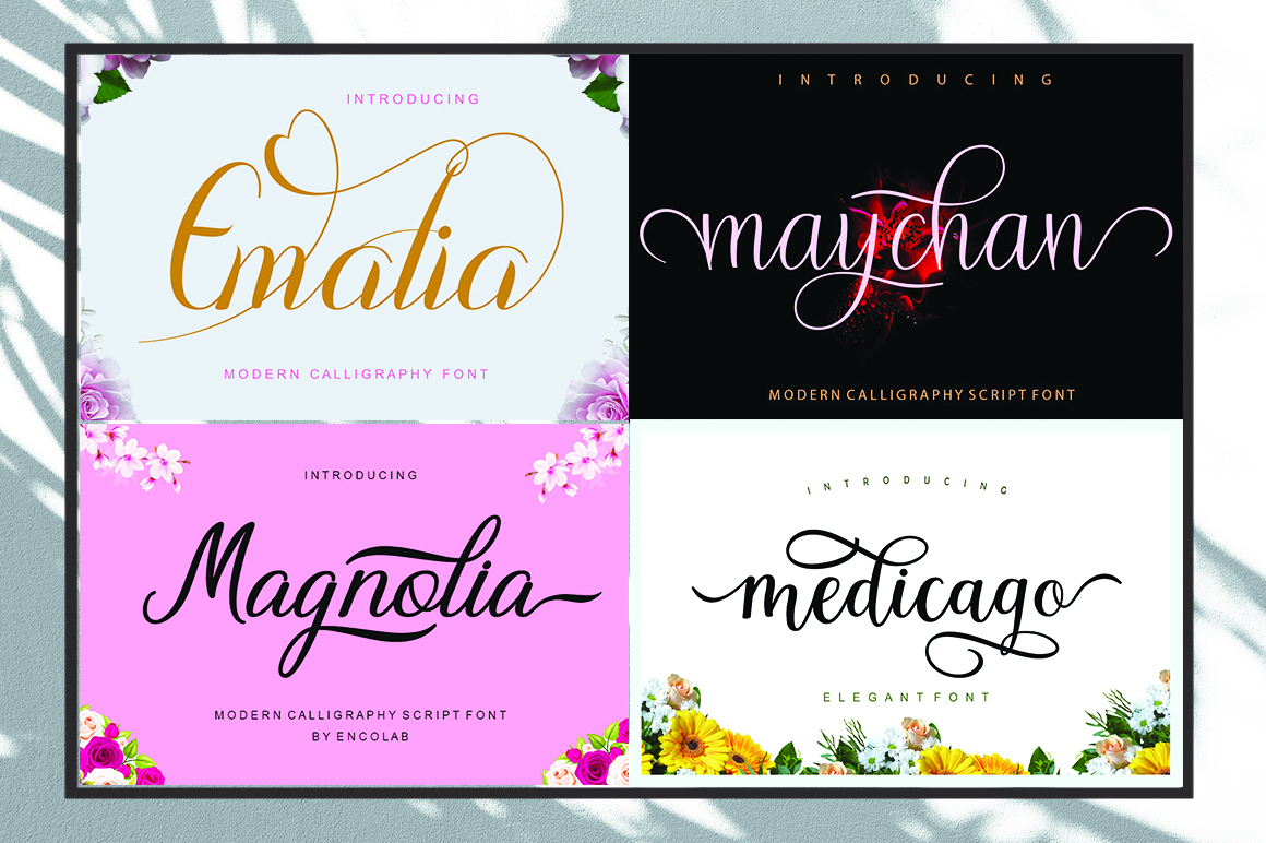 Font bundle collection example image 4