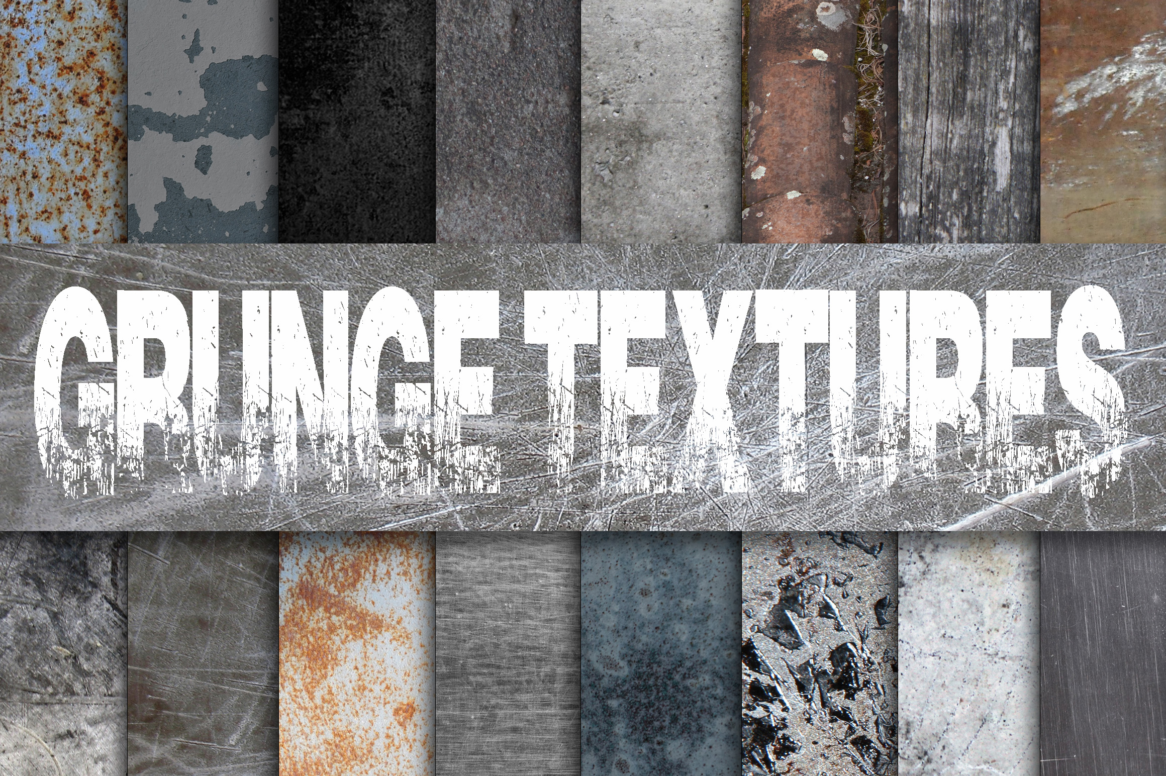 Digital Textures Bundle - Includes 180 Digital Papers example image 3