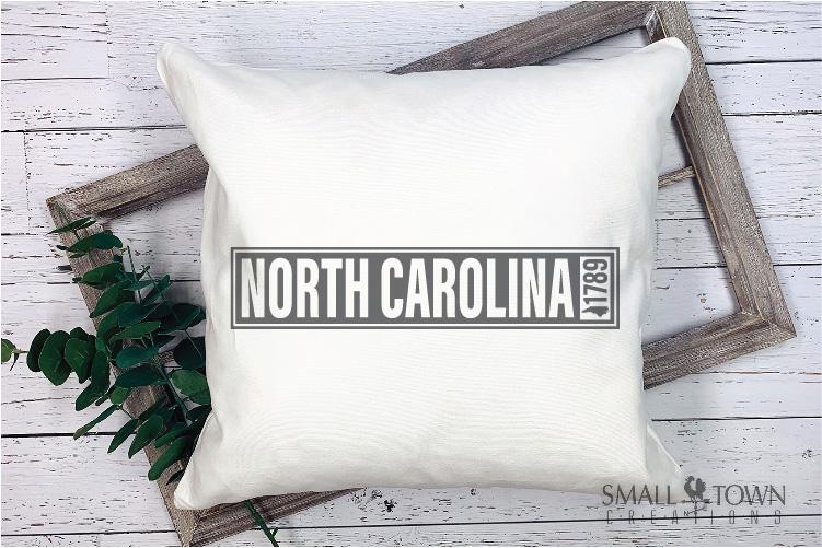 North Carolina, First in Flight-slogan, PRINT, CUT & DESIGN example image 7
