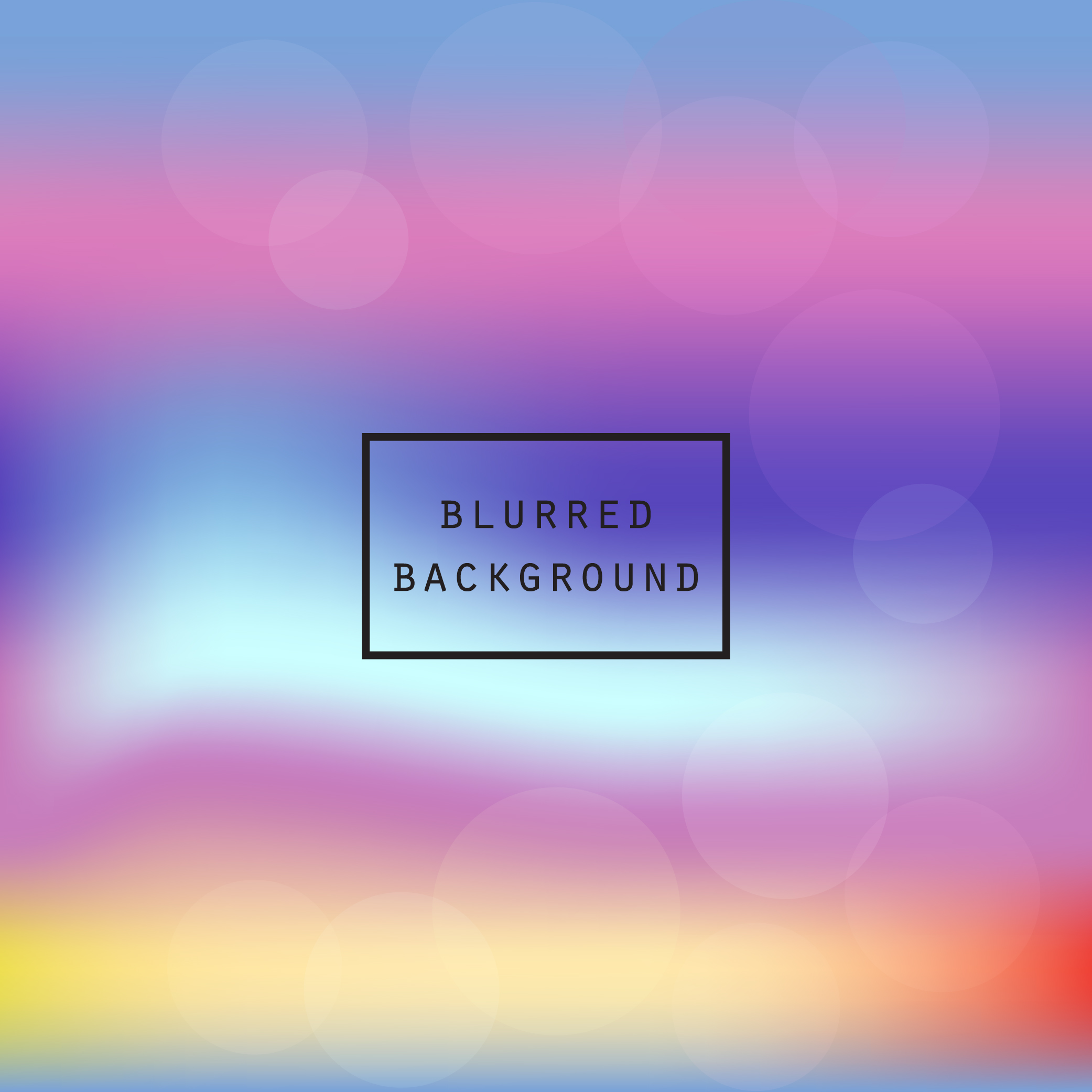 Colorful bright smooth gradient background wallpaper example image 2