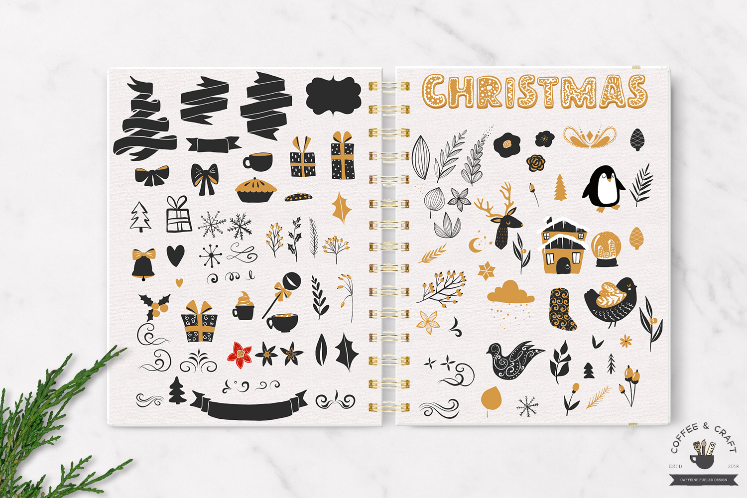 Christmas Styles example image 3