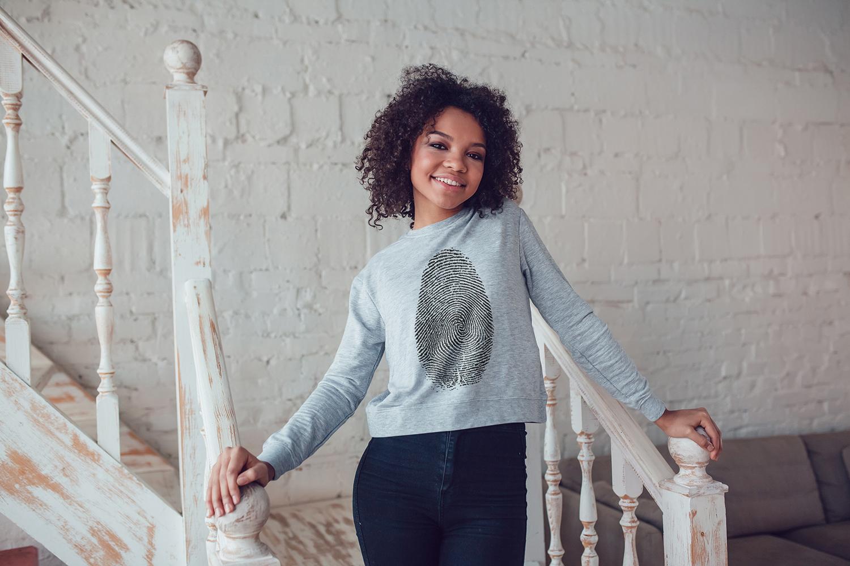 Sweatshirt Mock-Up Vol.5 2017 example image 4
