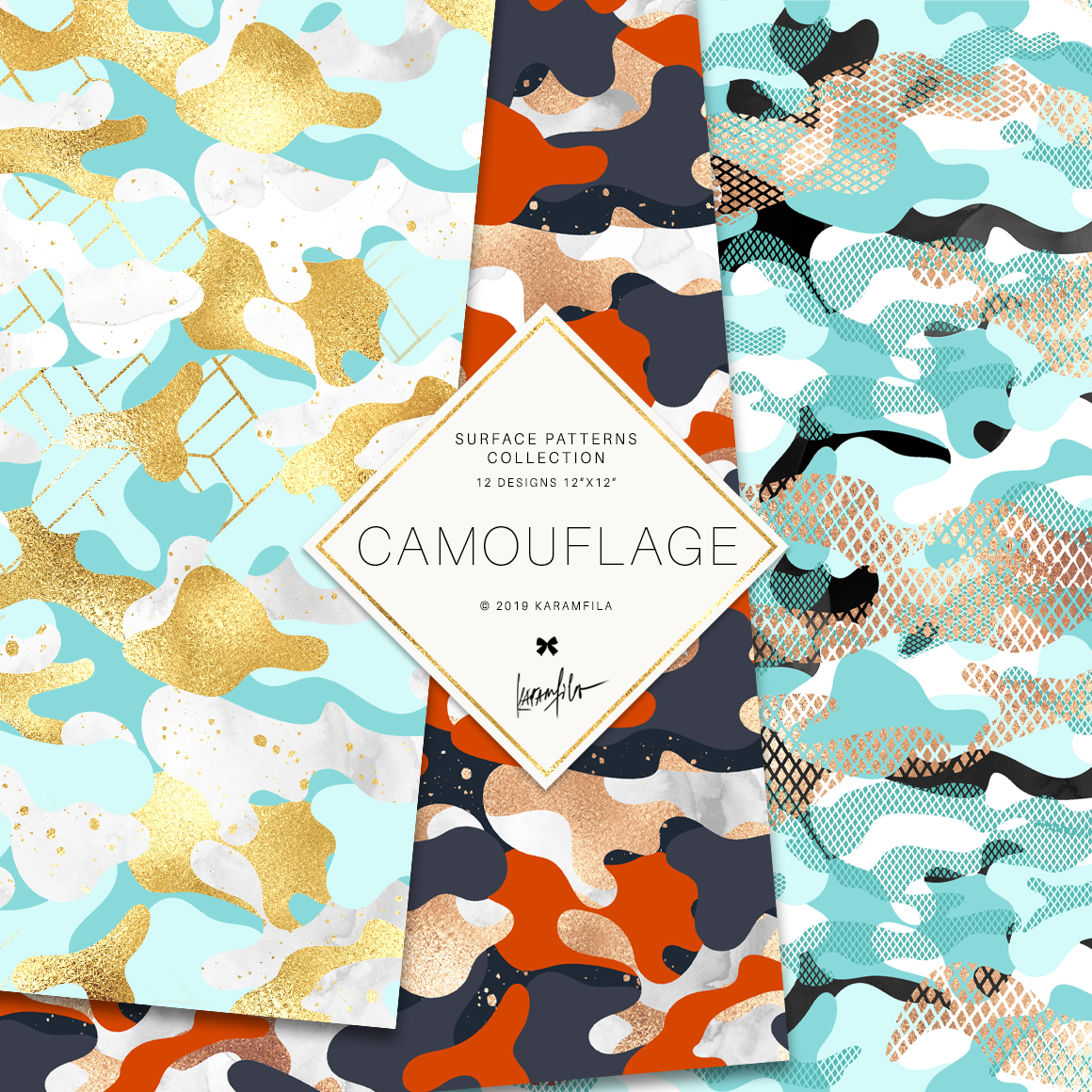 Camouflage Patterns example image 4