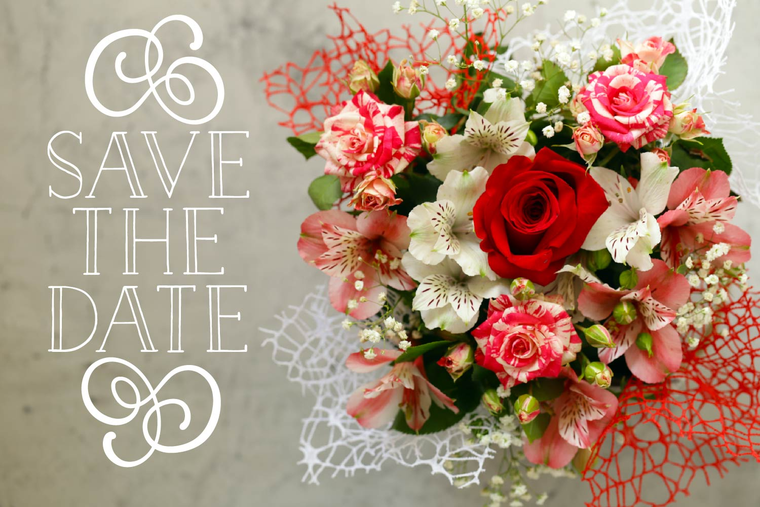 Wedding Ornaments - A Fun Flourish Font example image 3
