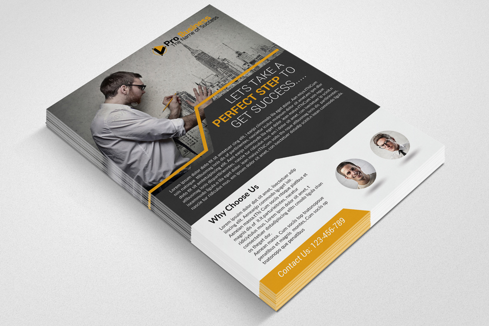 Architect Business Flyer  example image 2