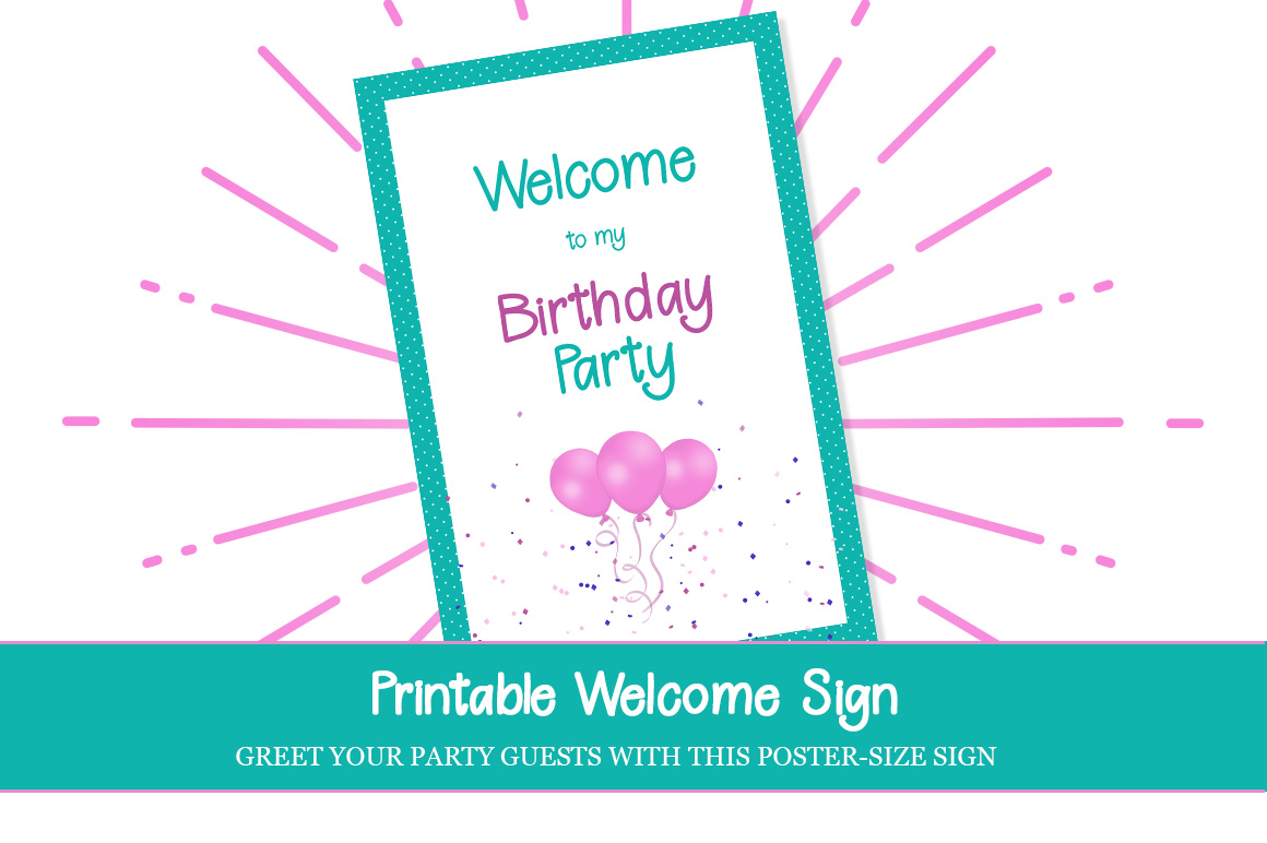 Birthday Party In A Box example image 6