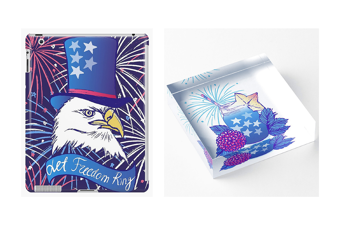 July 4th Independence Day Party example image 2