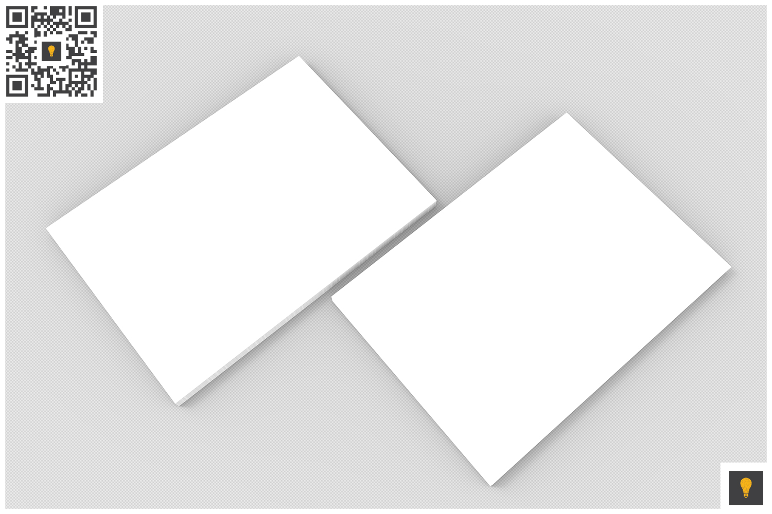 Invitation Cards 3D Render example image 2