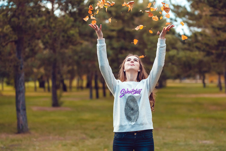 Sweatshirt Mock-Up Vol 3 example image 2