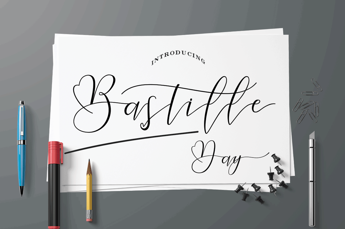 Bastille day example image 1