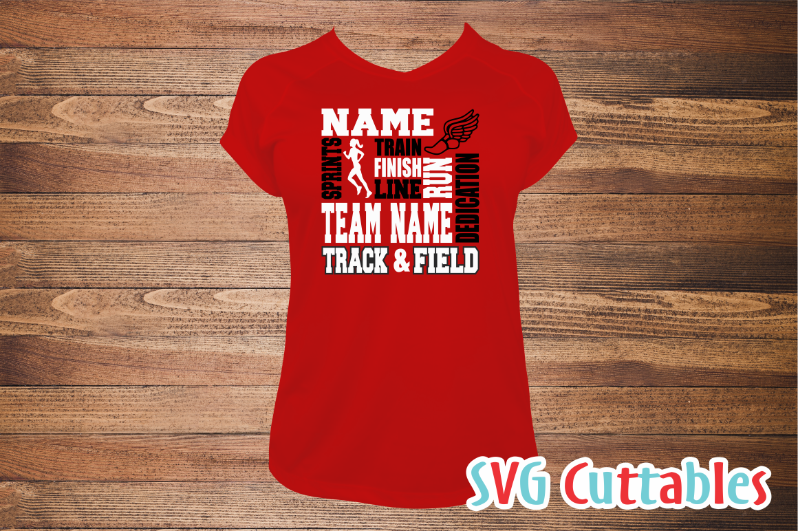 Track svg, Track and Field Subway Art svg cut file example image 2