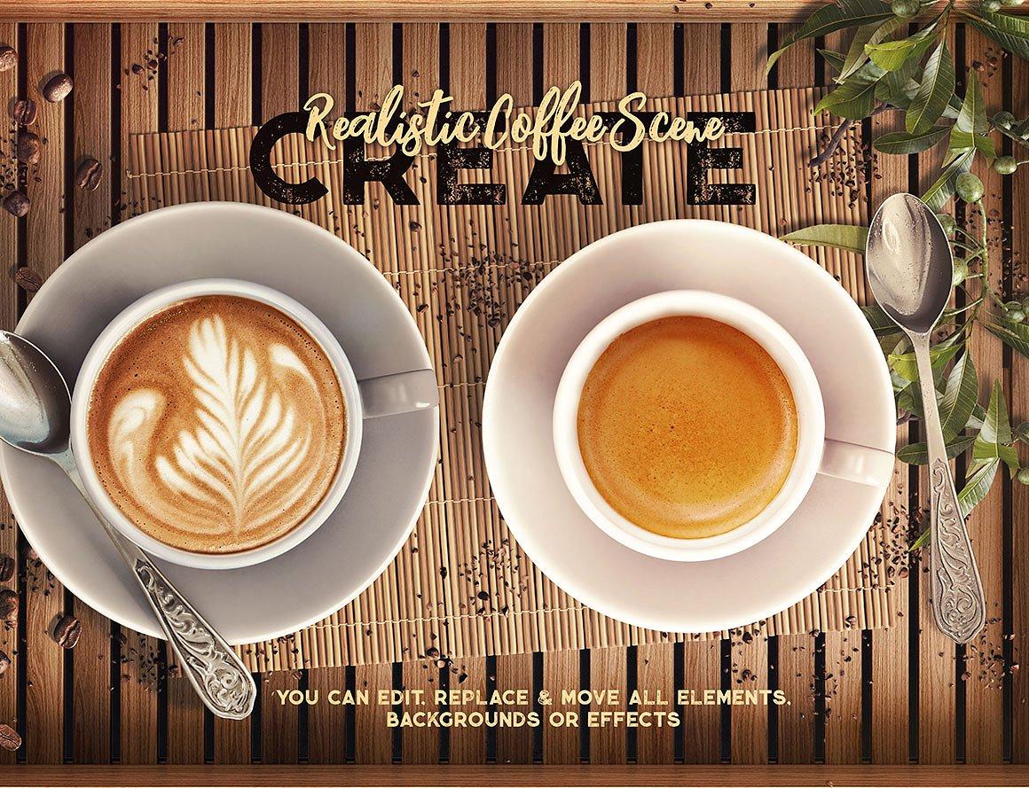 Coffee Scene Creator example image 7
