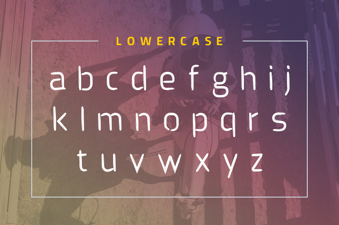 Brushtype Od Display Font example image 6