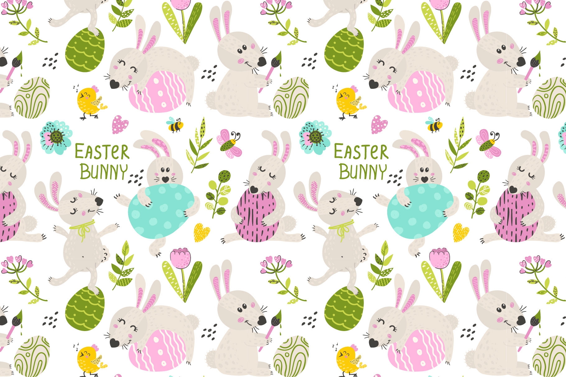Bunny and Easter! example image 7