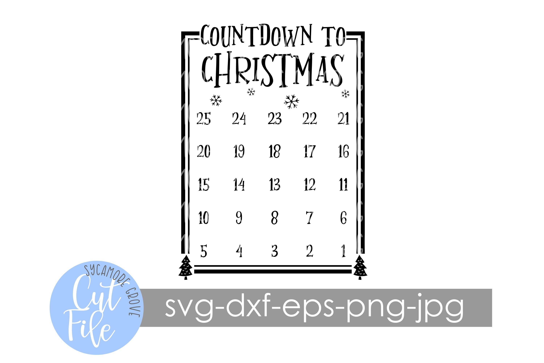 Very Merry Christmas Bundle SVG example image 4