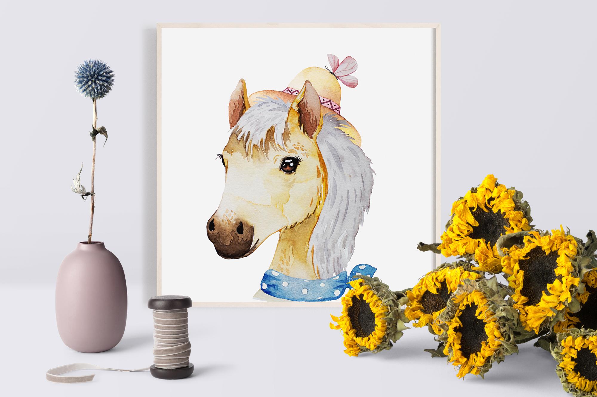Cutest Farm Animals Set example image 12