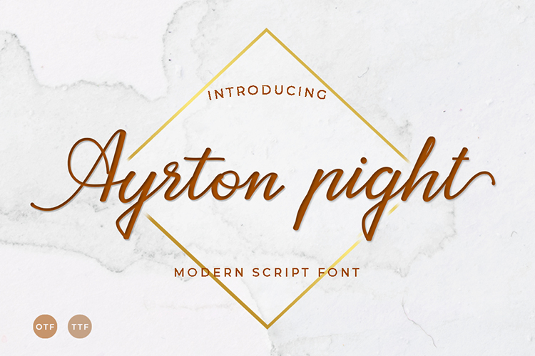 Ayrton Pight example image 1