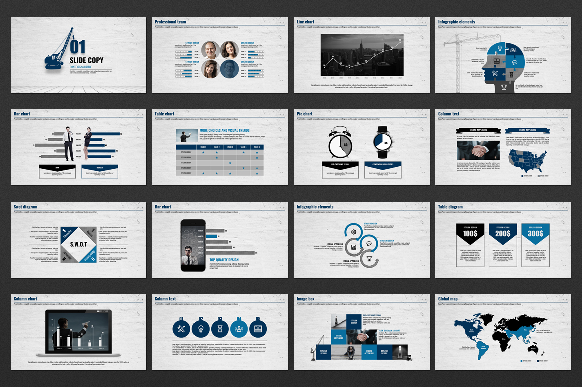 Idea PowerPoint Template example image 3