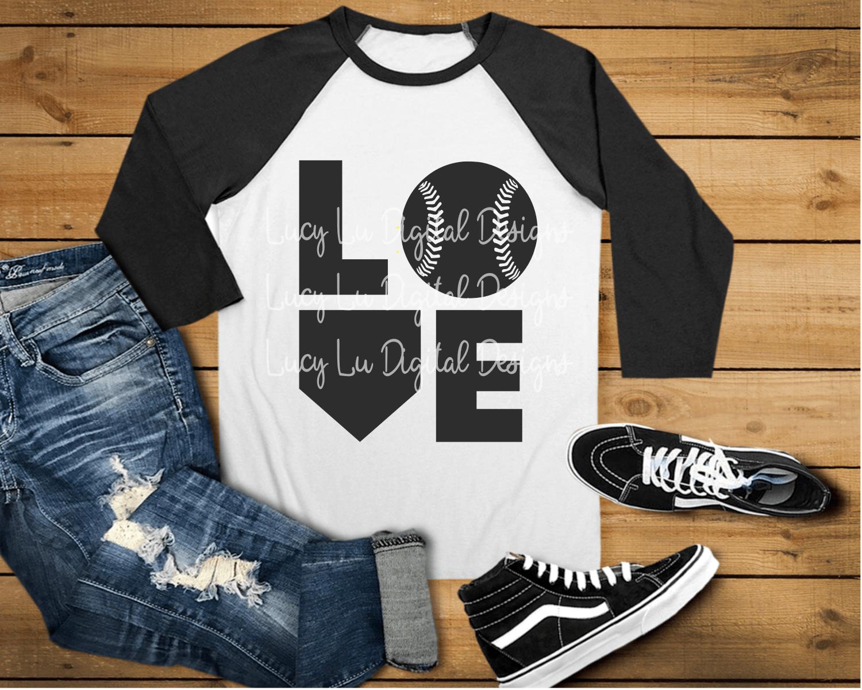 LOVE Baseball example image 4
