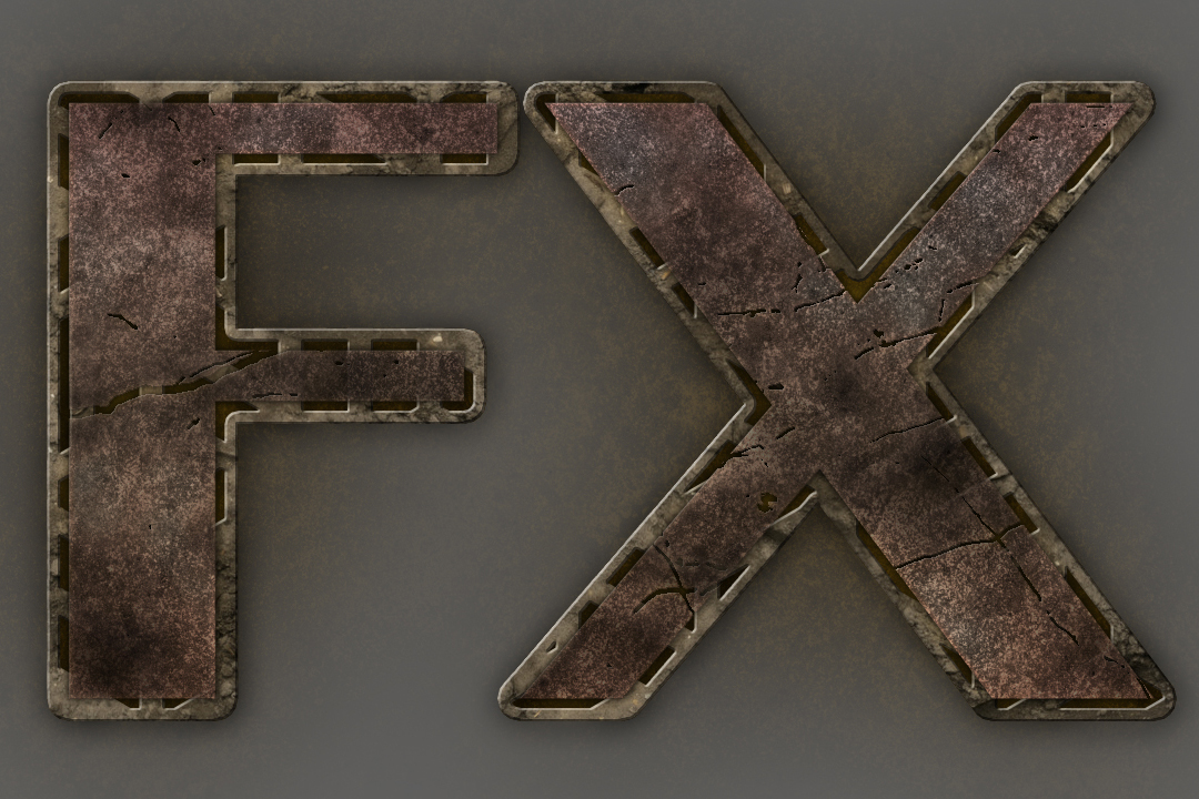Dungeon TextFX example image 6