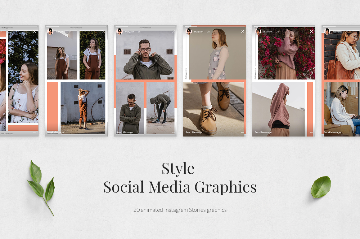 Style Animated Instagram Stories example image 2