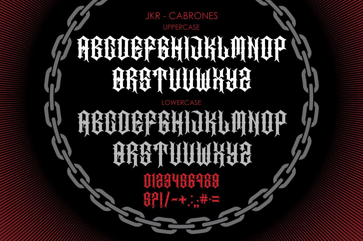 CABRONES example image 2