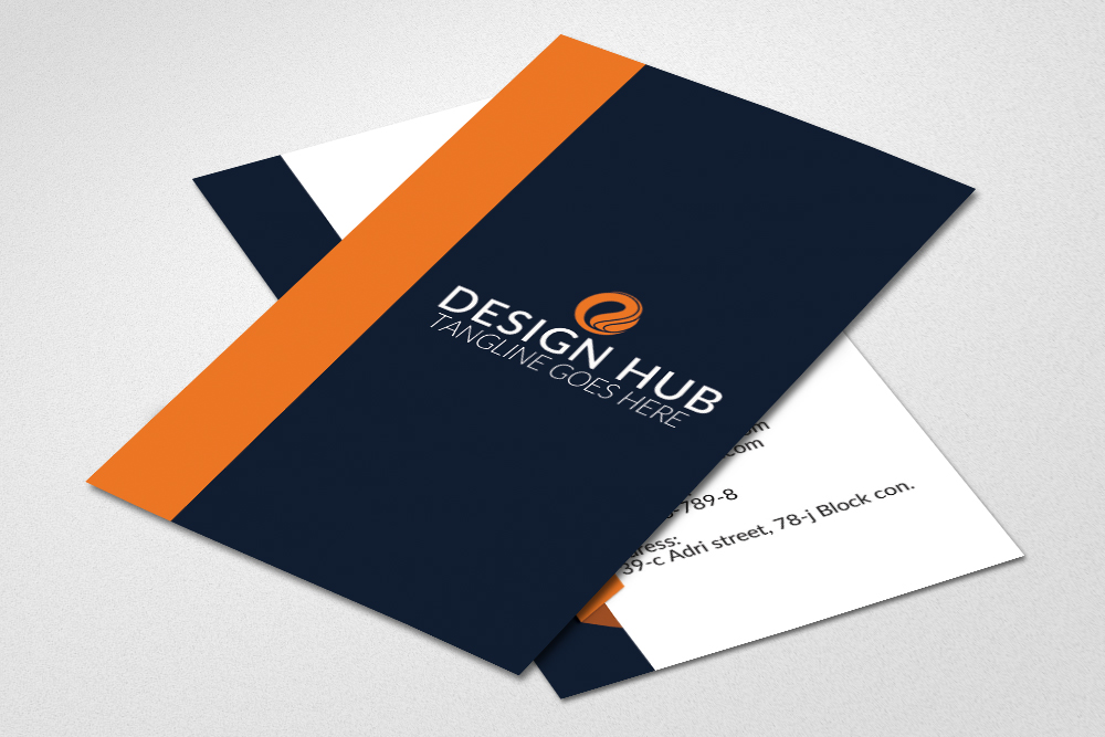 Professional Business Card example image 2