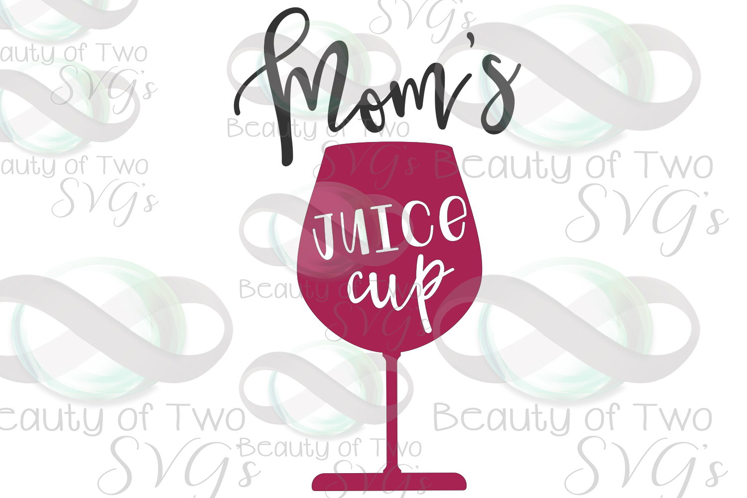 Wine svg, Moms juice cup, Funny Mom svg, Mom needs wine svg example image 2
