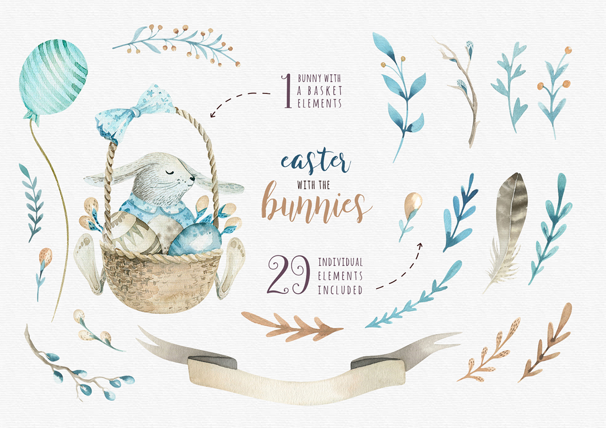 50% Spring &Easter collection example image 26