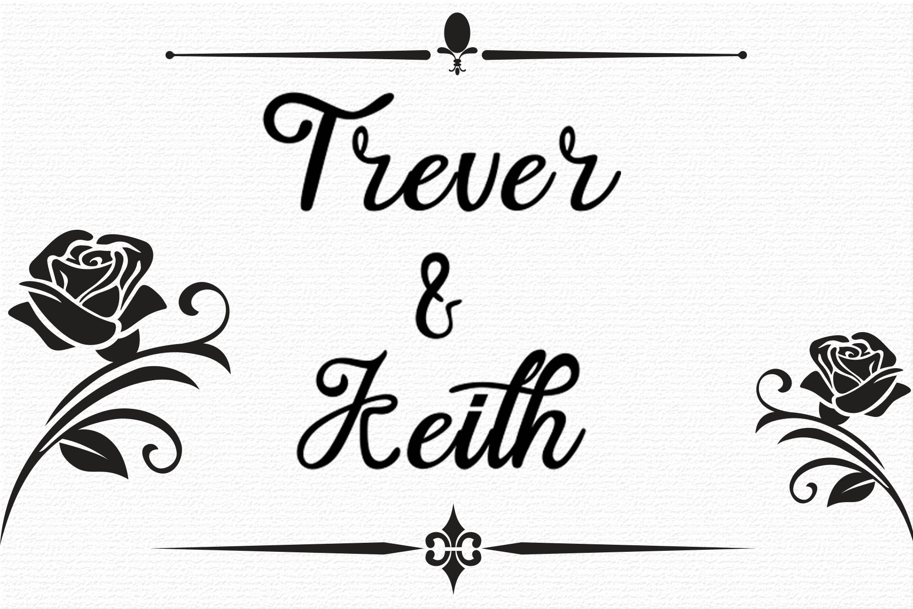 Keith Typeface example image 5