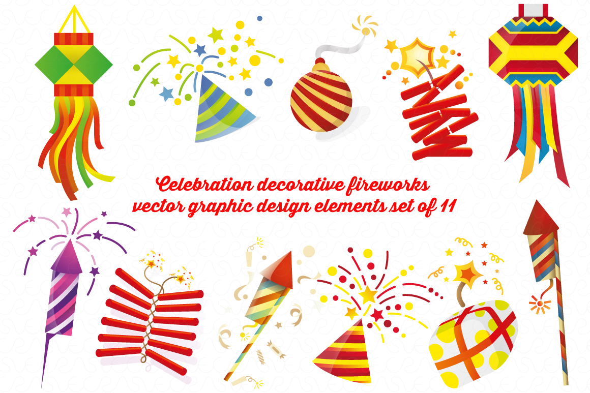 Christmas & New Year Bundle of Ornamental Mockups & Graphics example image 17