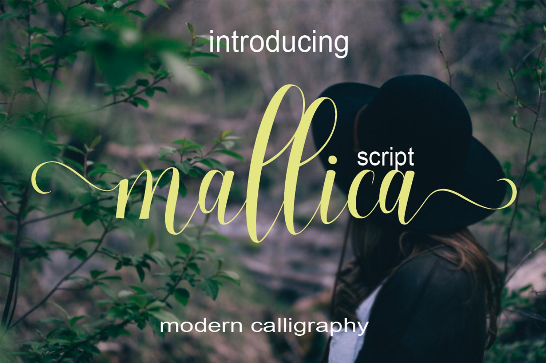 Mallica example image 1