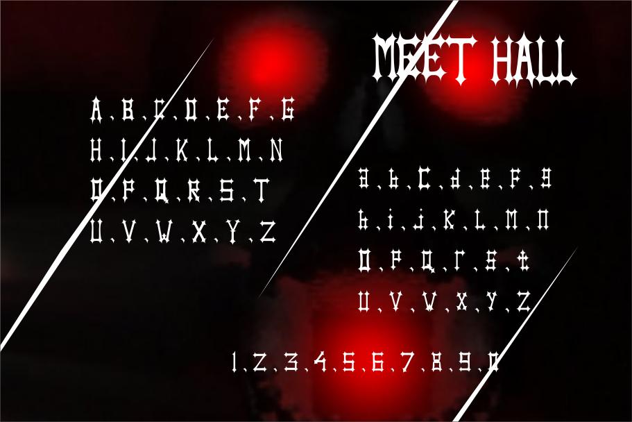 Meet hall example image 3