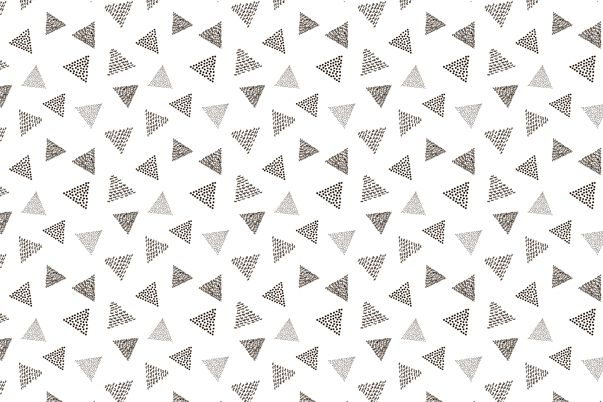 9 Geometric seamless patterns. Ai, EPS, JPG, SVG example image 7